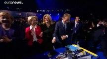Tusk nomeado presidente do Partido Popular Europeu