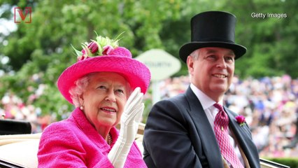 The Queen Is Allowing Prince Andrew Step Back From Public Duties