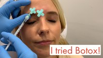 I Try Botox for the First Time! | Cosmo Video Diaries | Cosmopolitan