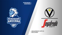 Morabanc Andorra - Segafredo Virtus Bologna Highlights | 7DAYS EuroCup, RS Round 8