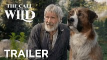 The Call of the Wild movie  - Harrison Ford, Dan Stevens