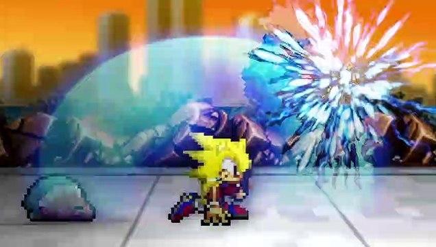 [Kirby vs Sonic Team Battle] MCQSquare vs CoolSonicMan
