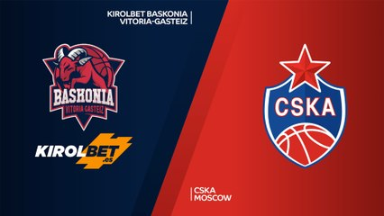 EuroLeague 2019-20 Highlights Regular Season Round 9 video: Baskonia 80-70 CSKA