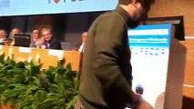 Salvini al Congresso nazionale del Sindacato Autonomo di Polizia (19.11.19)