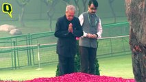 Sonia, Manmohan Singh & Other Cong Leaders Pay Tribute to Indira Gandhi