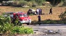 Polícia maltesa detém suspeito no caso Caruana Galizia