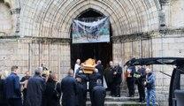 Funérailles de Raymond Poulidor à Saint-Léonard-de-Noblat