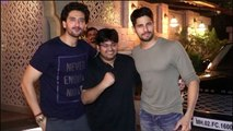 Sidharth Malhotra & Milap Zaveri Sweet gesture With Fans At Bay Route
