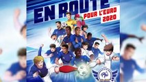Les dessins des joueurs de l'équipe de France façon Olive et Tom