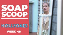 Hollyoaks Soap Scoop! Maxine makes her return