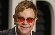 Sir Elton John had to learn to walk again