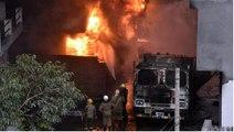 delhi fire, delhi paper godown fire, paper godown fire in delhi, outer delhi godown fire, outer delhi fire, delhi, local , local news, godown fire, delhi godown fire, delhi godown fire news, breaking, breaking news