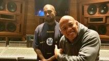 Kanye West travaille avec Dr. Dre sur son nouvel album