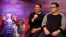 Frozen 2 - Exclusive Interview With Josh Gad & Jonathan Groff