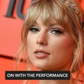 Former label says Taylor Swift can sing her old hits at awards show