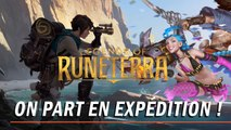 "LEGENDS OF RUNETERRA : On part en ""EXPÉDITION"" !"