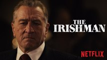 The Irishman - Final Trailer - Martin Scorsese Netflix vost