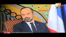 LA FRANCE RESTITUE LE SABRE D'EL HADJI OMAR TALL AU SÉNÉGAL