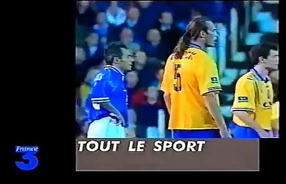 Quand un gardien de but s'endormait (vraiment) en plein match