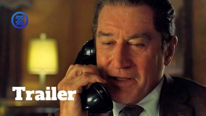 The Irishman Final Trailer (2019) Robert De Niro, Al Pacino Drama Movie HD