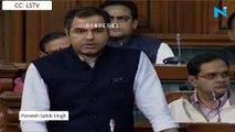 'Entire Delhi coughing like Arvind Kejriwal now': BJP MP Parvesh Verma on  air pollution