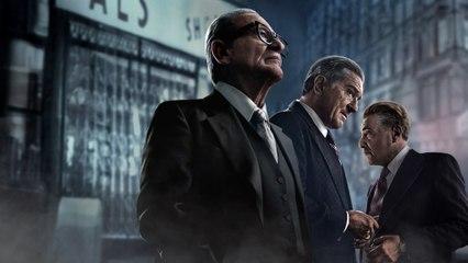 The Irishman Final Trailer (2019) Drama Movie