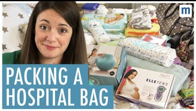 Packing A Hospital Bag For Labour