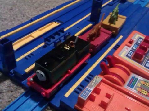 TrackMaster 2 Samson Unboxing Review and Run