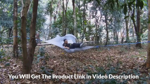✅Top 10 Best Camping Hanging Tree Tent For 1-4 Person.