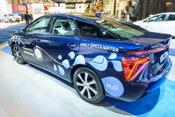 El coche de hidrógeno: ¿una alternativa real?