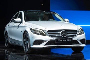 El Mercedes-Benz Clase C