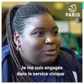 Service Civique - Témoignages de volontaires de la Ville de Paris - 1