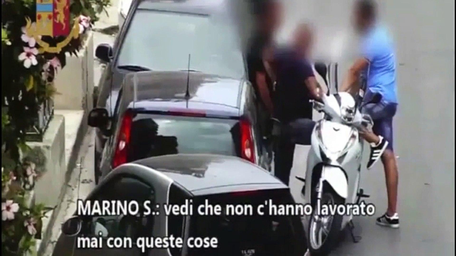 Palermo - Presa la banda degli ''spaccaossa'', i boss col Reddito di Cittadinanz