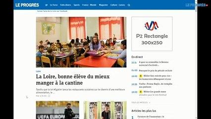 Nouveau site internet leprogres.fr