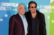Martin Scorsese thought Al Pacino was 'unreachable'