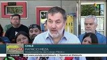 Chile cumple un mes de protestas bajo represión policial e impunidad