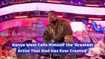 Kanye West's Newest Claims