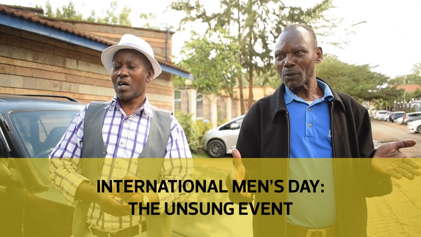 International Men's Day: The Unsung Event