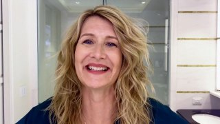 Laura Dern Breaks Down Her Everyday Self-Care Routine