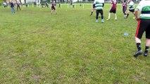 Les Hippo'crampes (Rugby à 5) à Lorient