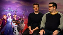 FROZEN 2: Josh Gad on Olaf's most interesting fact