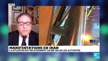 Manifestations en Iran : un pays asphyxié par les sanctions américaines