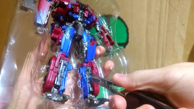 Transformers Studio Series 05 Voyager Optimus Prime Review Español