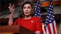 Nancy Pelosi Calls Out Trump ToTestify In Court