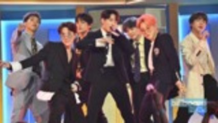 BTS Reveals They 'Fought Quite a Bit' When Living Together   Billboard News