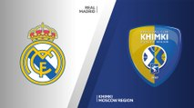 Real Madrid - Khimki Moscow region Highlights |Turkish Airlines EuroLeague, RS Round 9