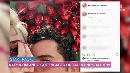 Katy Perry Posts Cute Snap of FaceTime Session with Orlando Bloom: 'Our Initials Are O.K.'