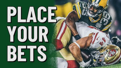 Place Your Bets: Packers v 49ers