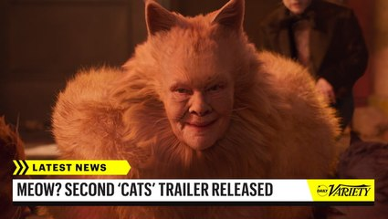 'Cats' Drops New Trailer