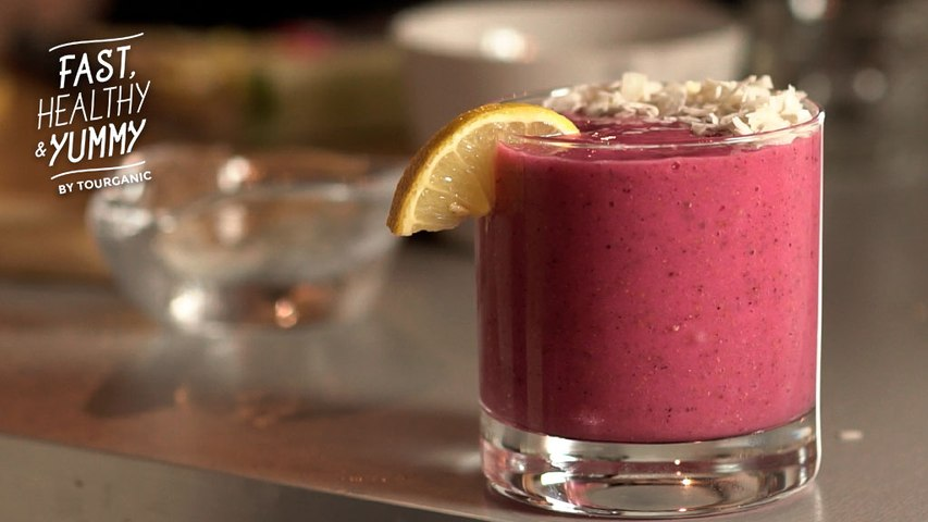 Dragon Fruit Smoothie   FHY by Tourganic